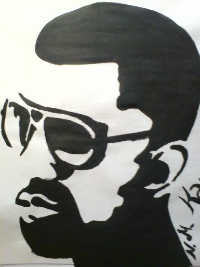 Kanye West par GiveAchill